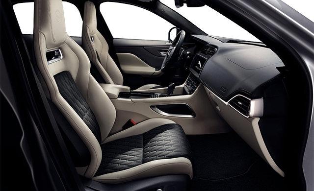 Jaguar F-Pace SVR 2020 - 2