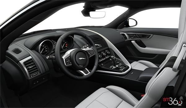 2020 Jaguar F-Type R-DYNAMIC COUPÉ
