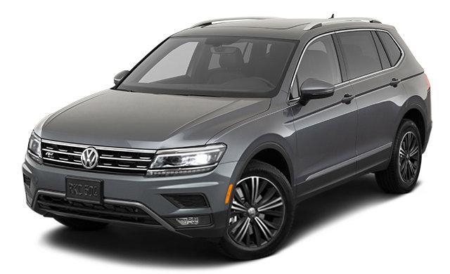 Volkswagen Tiguan Highline 2021 - À partir de 41894.0 ...