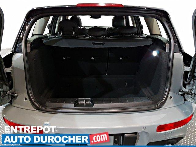 2017 Mini Cooper Clubman S 4x4 Toit Ouvrant Automatique Ac Cuir