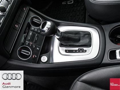 2016 Audi Q3 2 0T Progressiv quattro 6sp Tiptronic Sporty