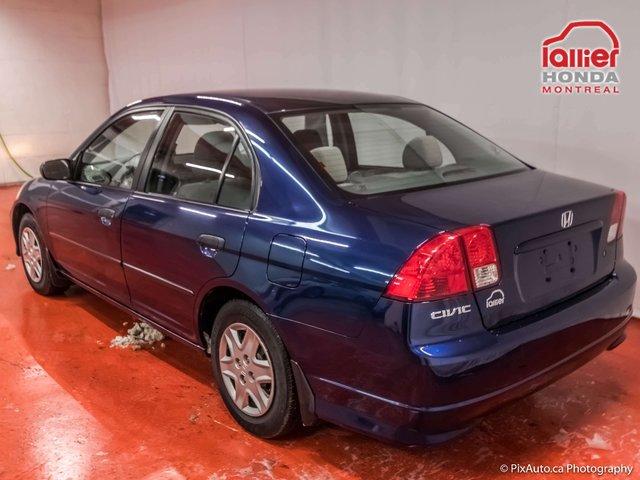 ... 2005 Honda Civic DX AUTOMATIQUE AVEC 8 PNEUS ...