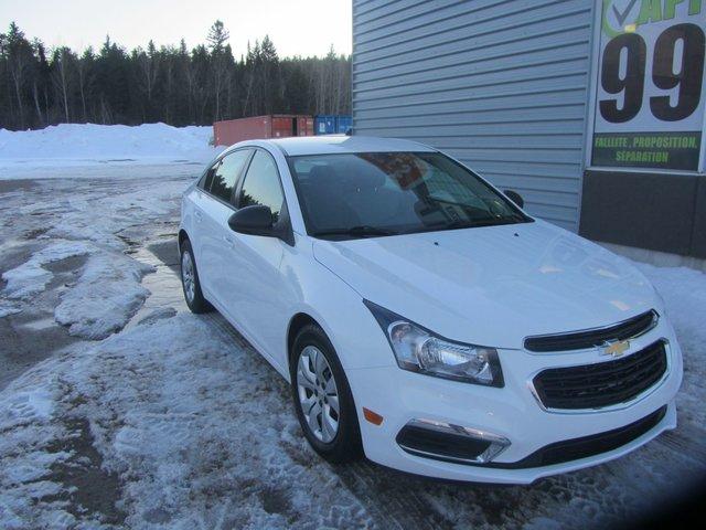 Chevrolet Cruze Limited LS 2016