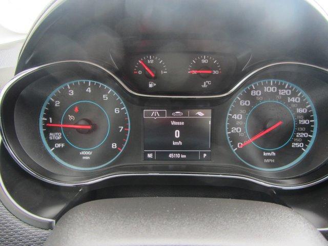 Chevrolet Cruze LT 2017 CAMERA+SIEGES CHAUFFANT