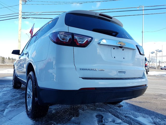 Chevrolet Traverse LS 2017 7 PASSAGERS