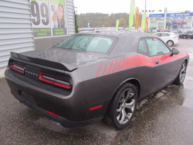 Dodge Challenger SXT 2015 INCROYABLE !!!