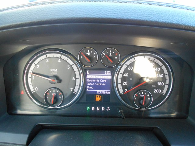Dodge RAM 1500  2010 TRÈS PROPRE