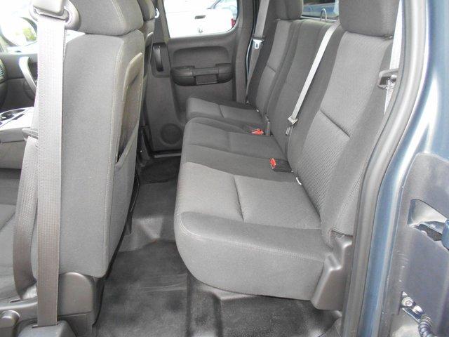 GMC Sierra 1500 SLE 2011 BOITE 8''