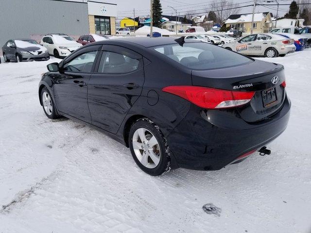 Hyundai Elantra GLS 2013 COMME NEUF