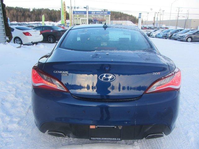 Hyundai Genesis Coupe  2014 INCROYABLE