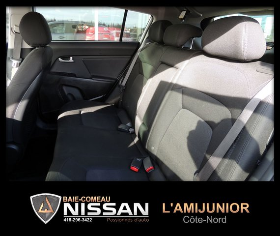 Kia Sportage LX 2012 AWD