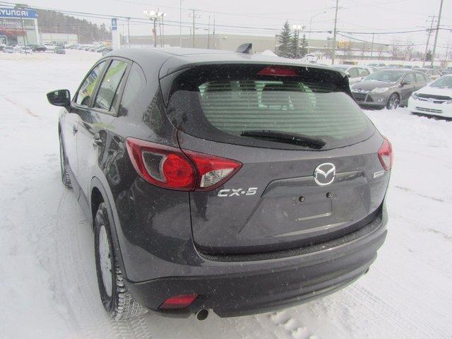 Mazda CX-5 GX 2015 CX5 MANUEL GX