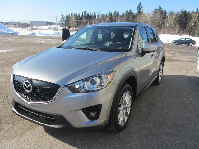Mazda CX-5 GT 2015 AWD+CUIR+CAMERA+NAV+SIEGES CHAUFFANT