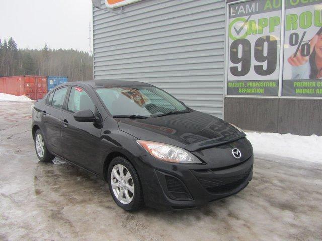 Mazda Mazda3 GX 2011 COMME NEUF !!!