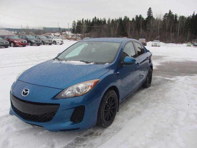 Mazda Mazda3 GX 2012 COMME NEUF !!