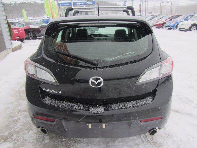 Mazda Mazda3 Mazdaspeed3 2013 COMME NEUF