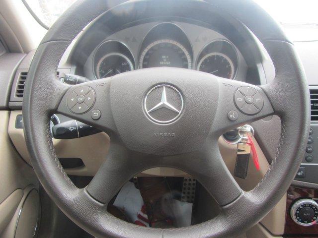 Mercedes-Benz C-Class C 250 2011