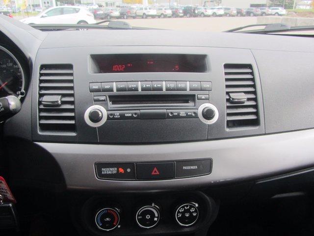 Mitsubishi Lancer SE 2011 SIEGES CHAUFFANT