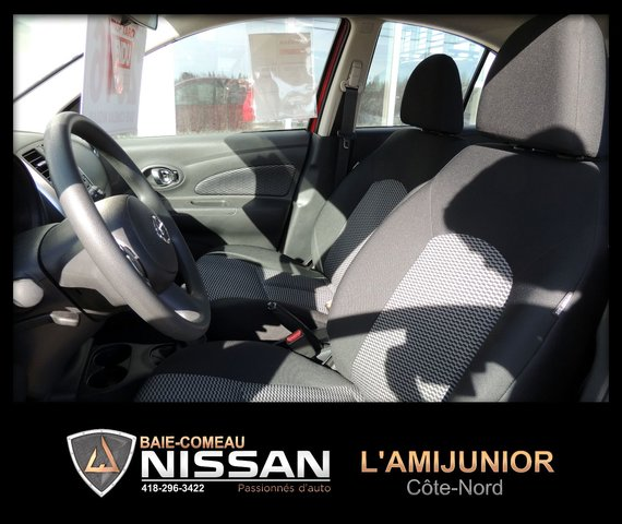 Nissan Micra SV 2016 A/C + GR. ELECTRIQUE + CRUISE
