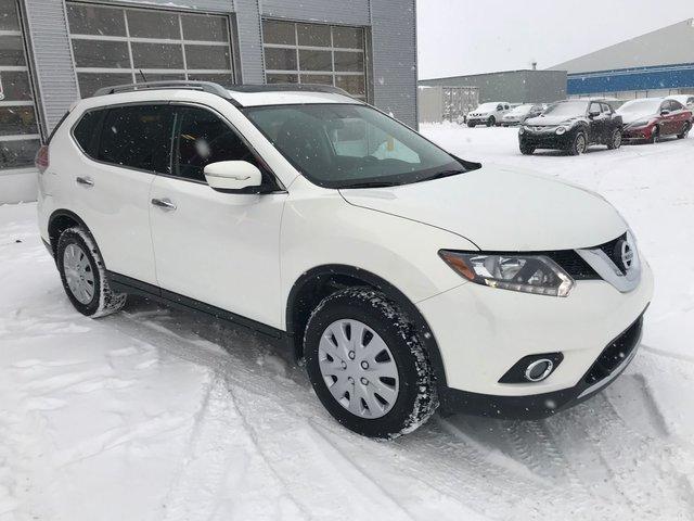 Nissan Rogue SV 2014