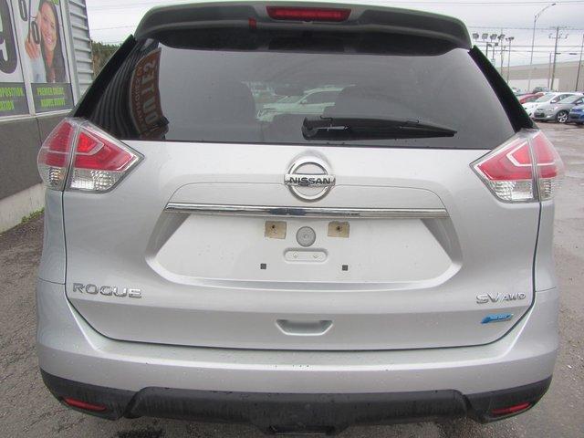 Nissan Rogue  2015 TOIT PANO+CAMERA+SIEGES CHAUFFANT