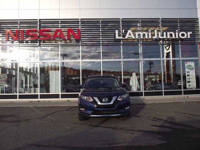Nissan Rogue SV TECHNOLOGIE 2017