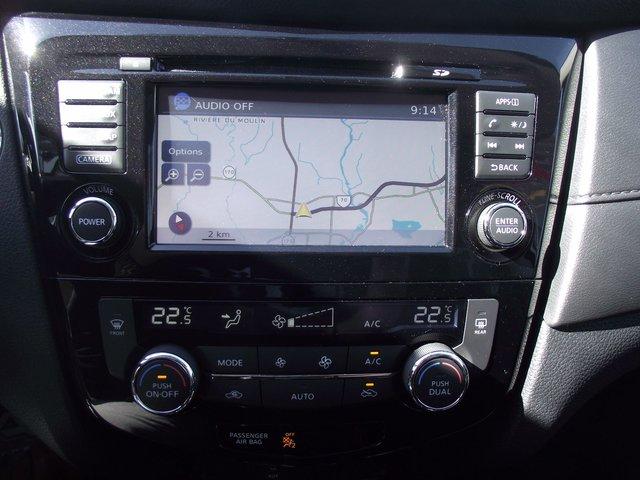 Nissan Rogue TECHNOLOGIE 2017 DÉMO