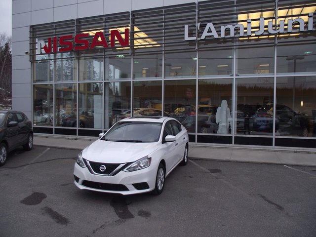 Nissan Sentra SV LUXE 2016