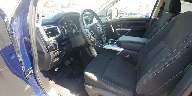 Nissan Titan XD SV 2016 DIESEL
