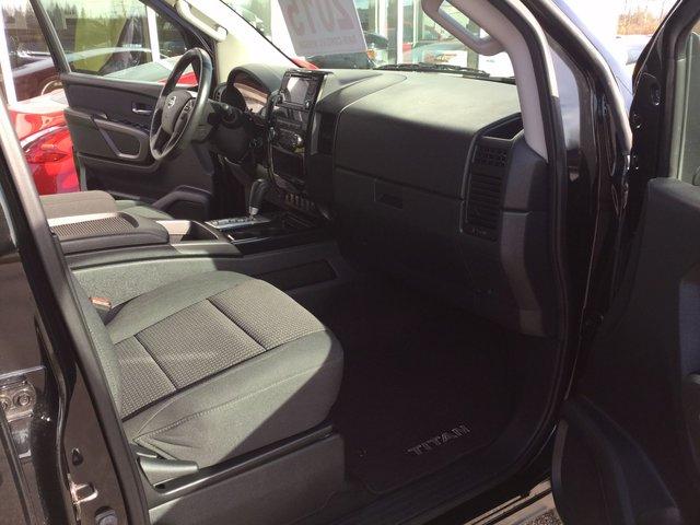 Nissan Titan SV PREMUIM 2015 MAGS + MARCHE PIED + CAMÉRA