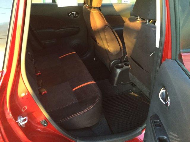Nissan Versa Note SR 2015 BAS KILO