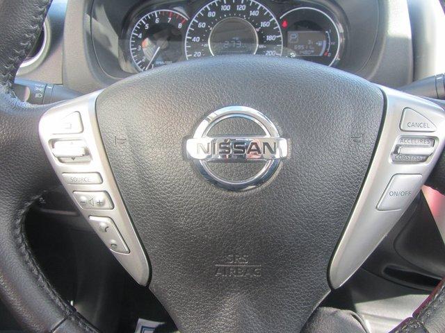 Nissan Versa Note SV 2016 CAMERA DE RECUL