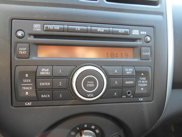 Nissan Versa SV 2012 WOW 36000 KILO