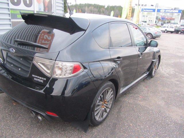 Subaru Impreza WRX 2011 MANUEL