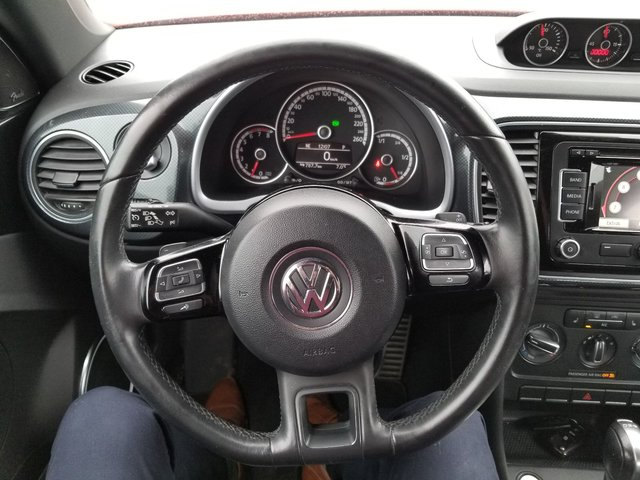 Volkswagen Beetle Coupe  2013 TRÈS PROPRE