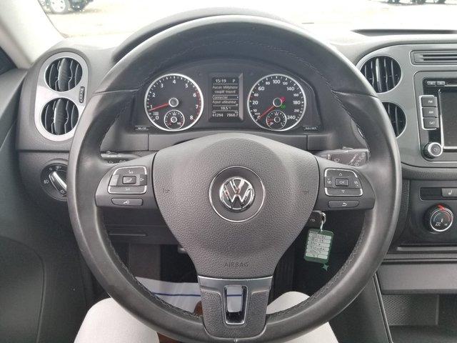 Volkswagen Tiguan CONFORTLINE 4 MOTION 2014 COMME NEUF