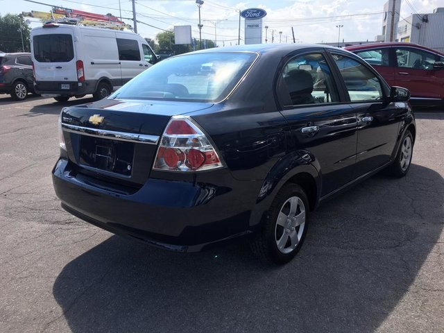 2010 Chevrolet Aveo Lt Used For Sale In Lasalle Lasalle Ford