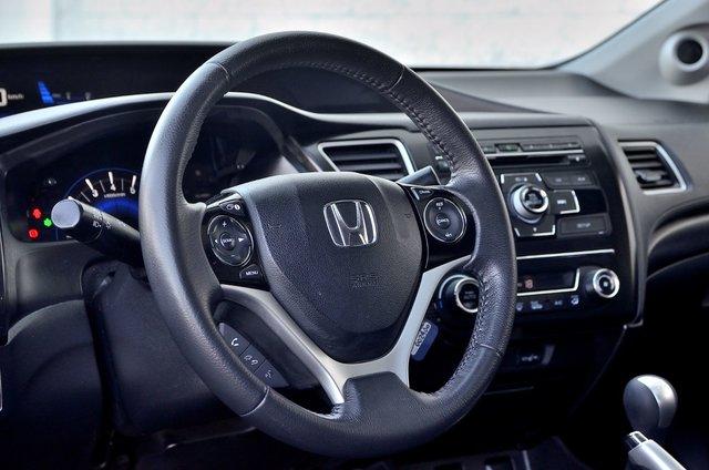 2013 honda civic ex coupe manual
