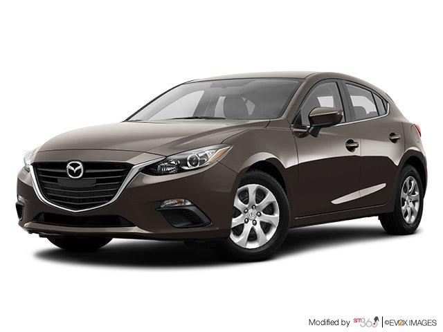 Mazda 3 Sport GX 2016