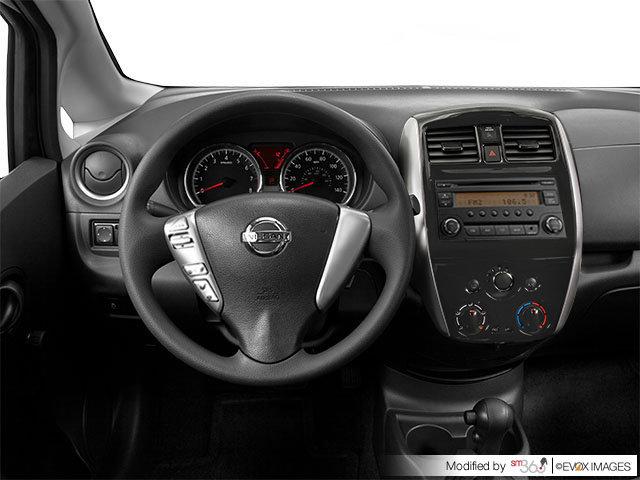 Nissan Versa Note S 2016