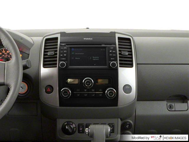 Nissan Frontier SL 2017