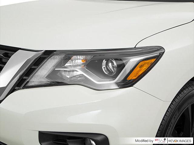 Nissan Pathfinder Édition Minuit 2017