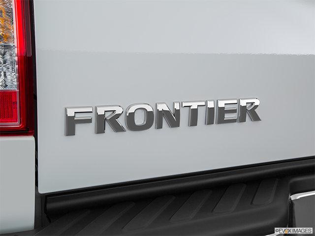 Nissan Frontier S 2018
