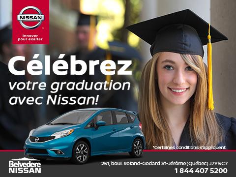 Programme pour le diplômés Nissan