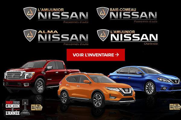 L'Ami Junior - Concessionnaire Nissan, Buick, Chevrolet, RAM