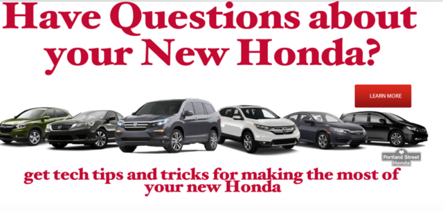 Honda Help