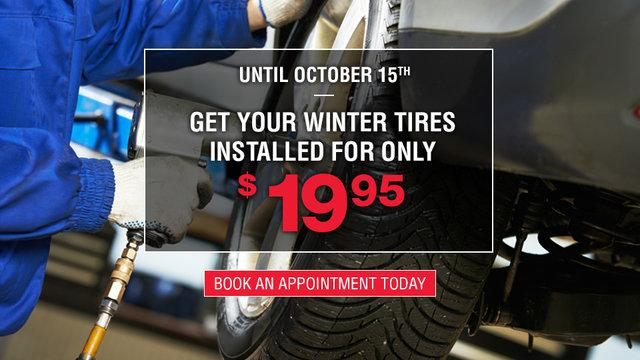 winter tires 2017