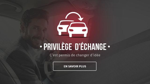 Privilège  d'échange (Mobile)