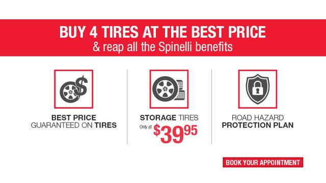 Spineli Advantage - Tires (mobile)