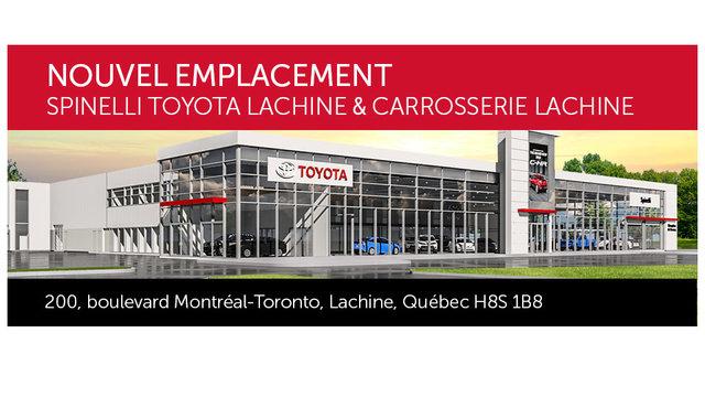 Toyota Lachine déménage (mobile)